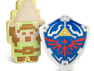 Legend of Zelda 8-Bit Large Plush