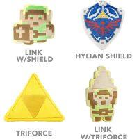 Legend of Zelda 8-Bit Large Plush