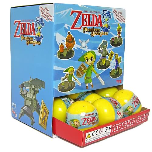 Legend of Zelda Buildable Mini-Figures