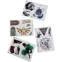 Legend of Zelda Gadget Decals