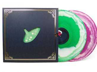 Legend of Zelda Hero of Time Vinyl 2LP