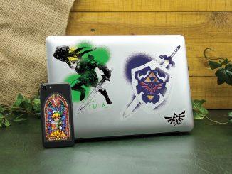 Legend of Zelda Hyrule Gadget Decals