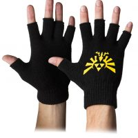 Legend of Zelda Knit Fingerless Gloves