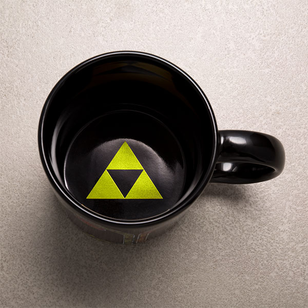 Legend of Zelda Link Heat Changing Mug