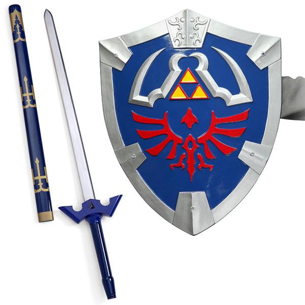 Legend of Zelda Master Sword & Shield