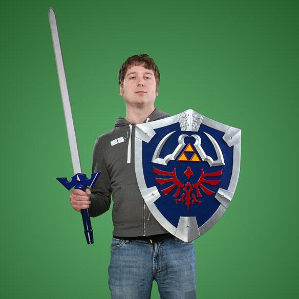Legend of Zelda Master Sword