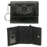 Legend of Zelda Mini Trifold Wallet
