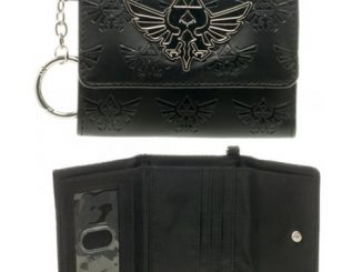 Legend of Zelda Mini Trifold Wallet