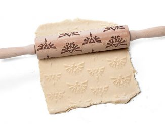 Legend of Zelda Molded Rolling Pin