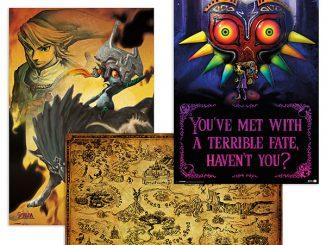 Legend of Zelda Posters