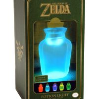 Legend of Zelda Potion Mood Light Box