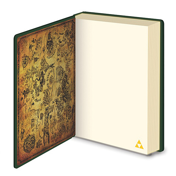 Legend of Zelda Premium Journal