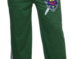 Legend of Zelda Shield Unisex Lounge Pants