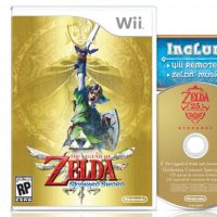 Legend of Zelda Skyward Sword Bundle for Nintendo Wii