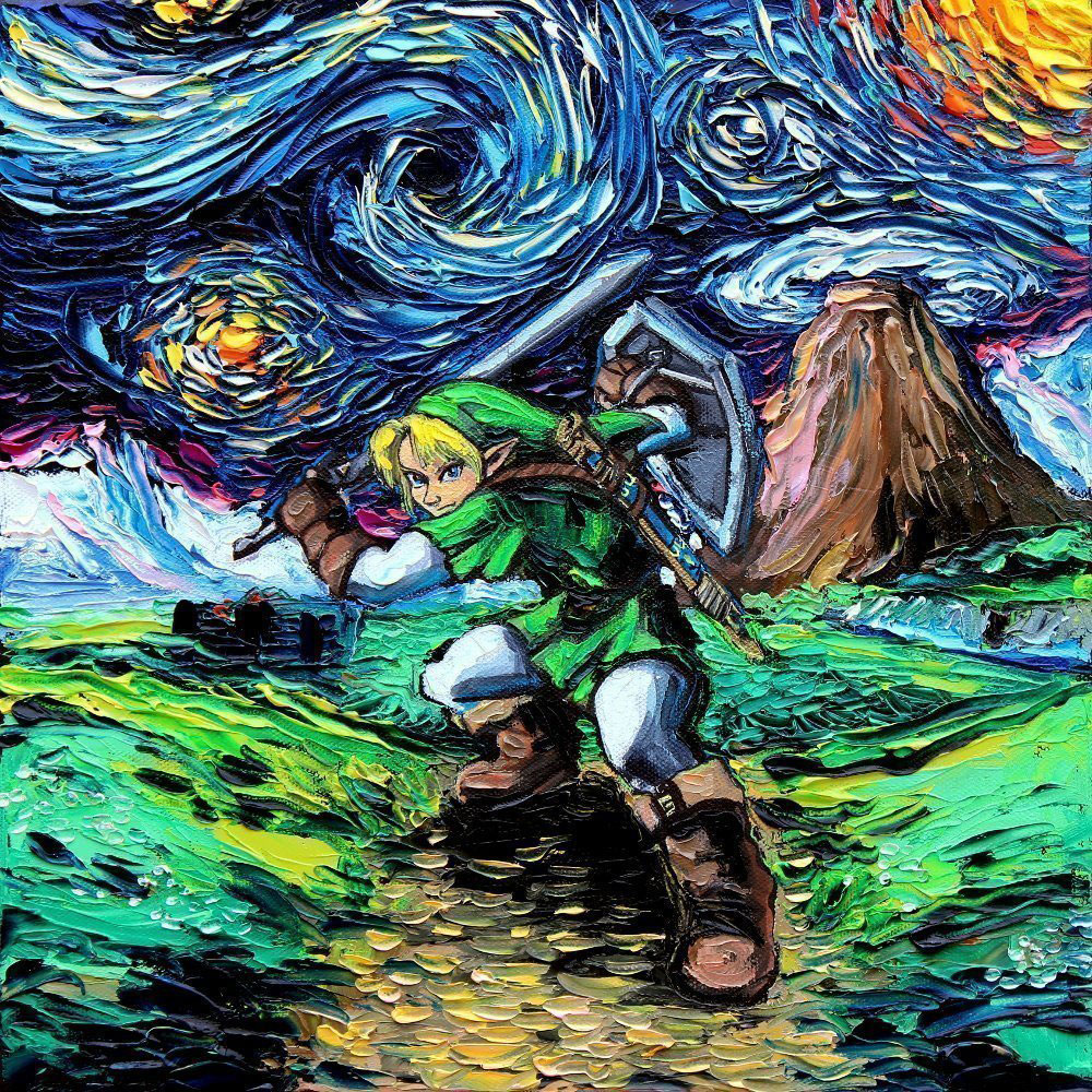 Must-See Starry Night Mashup Prints [22 Image Gallery]