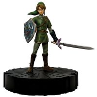 Legend of Zelda Twilight Princess 10-Inch Link Statue