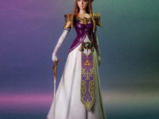 Legend of Zelda Twilight Princess Statue Featured