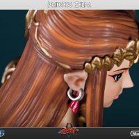 Legend of Zelda Twilight Princess Statue Hair