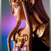 Legend of Zelda Twilight Princess Statue Profile Detail