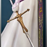 Legend of Zelda Twilight Princess Statue Sword