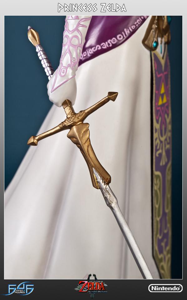 Legend Zelda Twilight Princess Statue
