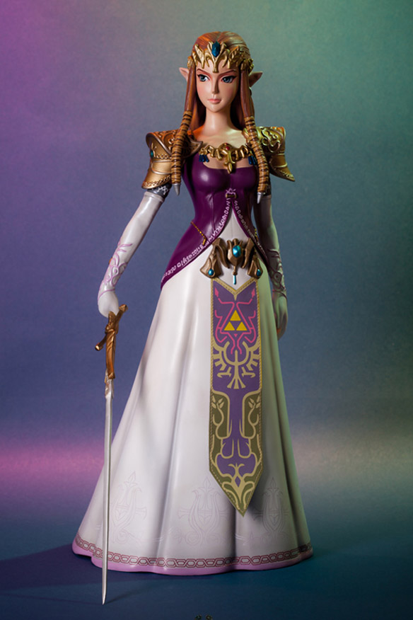 Legend of Zelda Twilight Princess Statue