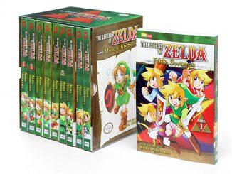 Legend of Zelda Ultimate Manga Box Set