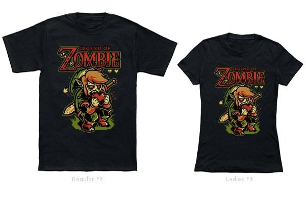Legend of Zombies Shirt