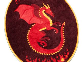 Legendary Dragon Rug
