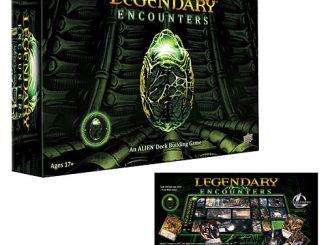 Legendary Encounters An Alien Deck Building Card Game