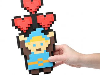Legendary Hero 8-Bit Heart Bouquet