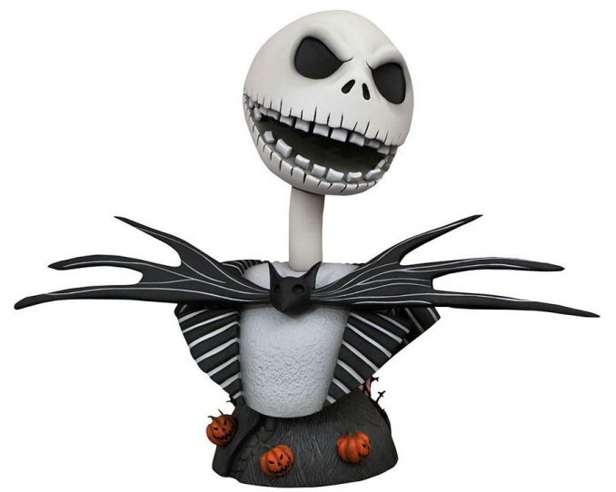 Legends in 3D Jack Skellington Scale Bust