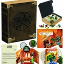 Legends of Cthulhu Necronomicon Collector Toy Set