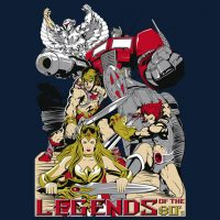 Legends of the 80s T-Shirt