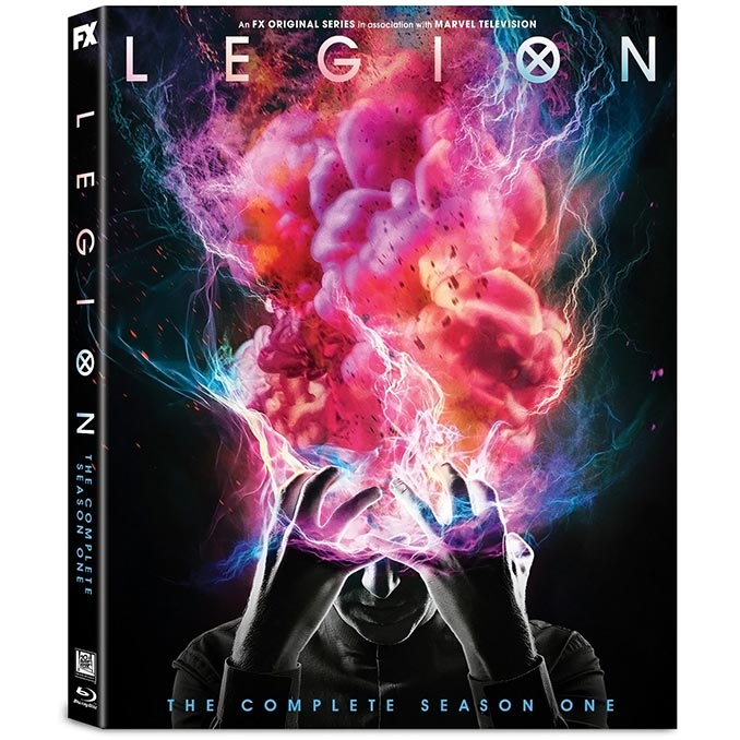 Legion Season 1 Blu-ray