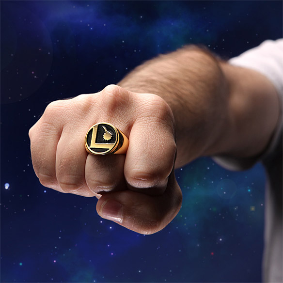 Legion of Super-Heroes Flight Ring