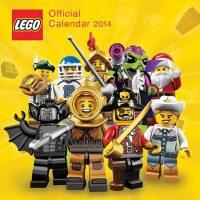 Lego 2014 Wall Calendar