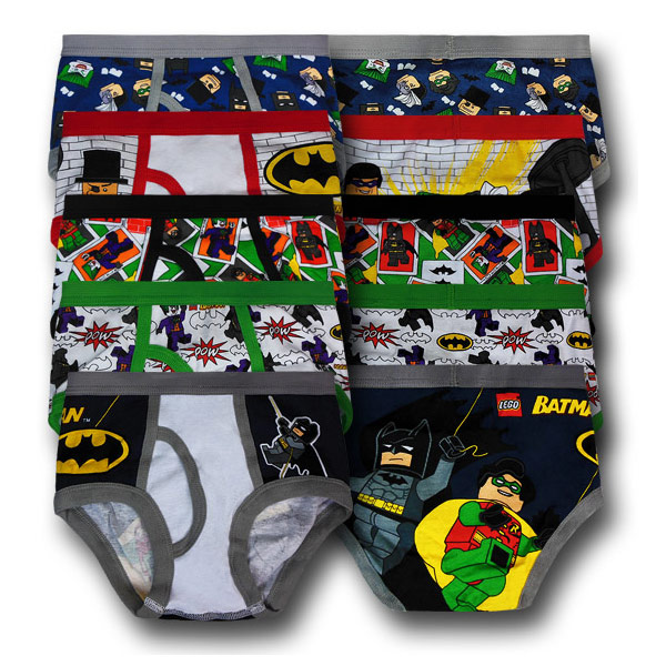 Lego Batman Kids Briefs