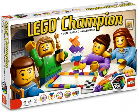Lego Champion Game