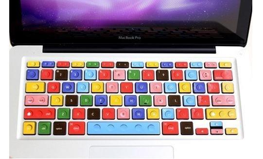 Lego Keyboard Stickers for MacBooks