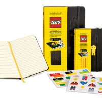 Lego Limited Edition Moleskine Notebooks