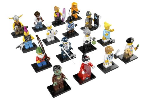 Lego Mini Series 4 Blindbox
