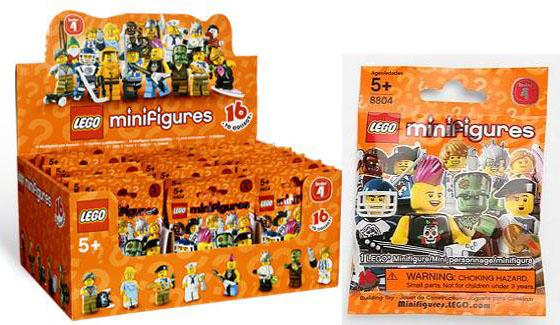 Lego Mini Series 4 Blindbox7