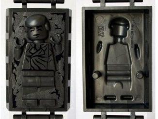 Lego Star Wars Han Solo in Carbonite Minifigure