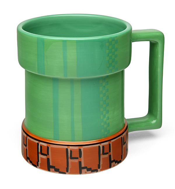 Level-Up Pipe Mug