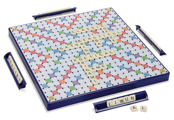 Lexicographer's Extended Scrabble