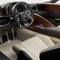 Lexus LFLC Concept Hyrbrid