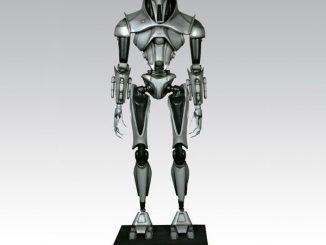 Life-Size Battlestar Galactica Cylon Figure