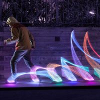 Light Kicks LED Shoe Light System