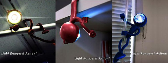 Light Ranger Flashlight